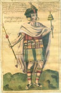 Manco Capac en los Comentarios Reales de los Incas