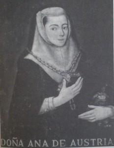 La monja, Ana de Jesús