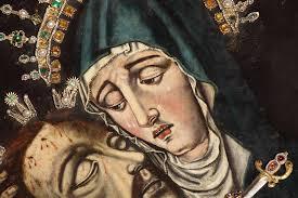 Virgen del Topo. Catedral de Bogotá. Foto de Rafael Álvarez.