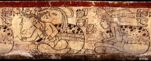 Escribano maya