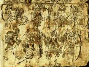 Indios otomíes conquistadores de la región del Bajío